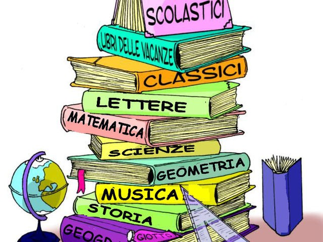 Fornitura gratuita e/o semigratuita dei libri di testo a.s. 2019/2020. Scadenza 31 Marzo 2020