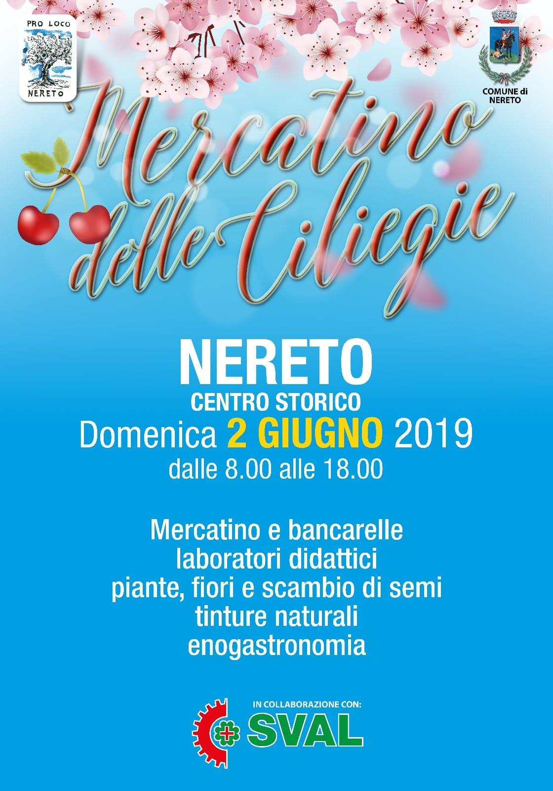 MERCATINO DELLE CILIEGIE