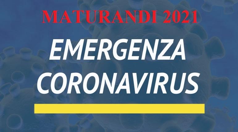 PIATTAFORMA PRENOTAZIONE VACCINAZIONI ANTI-CORONA VIRUS MATURANDI