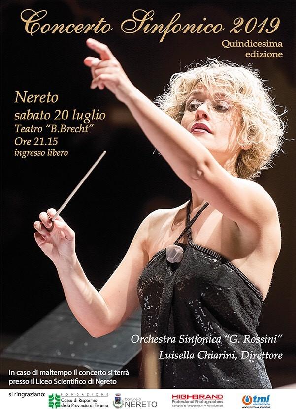 Concerto Sinfonico 2019 - 15^ Edizione