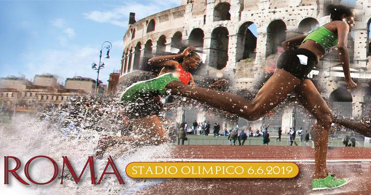 Invito alla Cittadinanza al Golden Gala in Roma