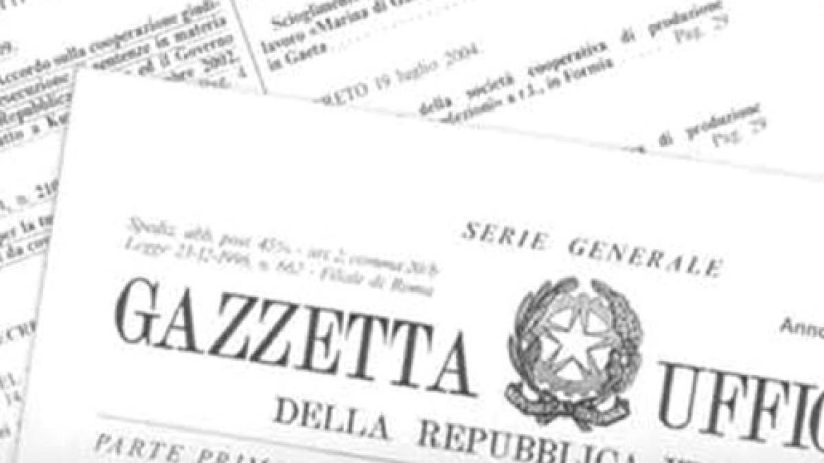 RIAPERTURA DEI TERMINI  DI PRESENTAZIONE DELLE DOMANDE DELLA SELEZIONE PUBBLICA PER LA COPERTURA DI UN POSTO DI FUNZIONARIO TECNICO, CATEGORIA  D1, A TEMPO PIENO E DETERMINATO (G.U. N. 20 DEL 12/03/19