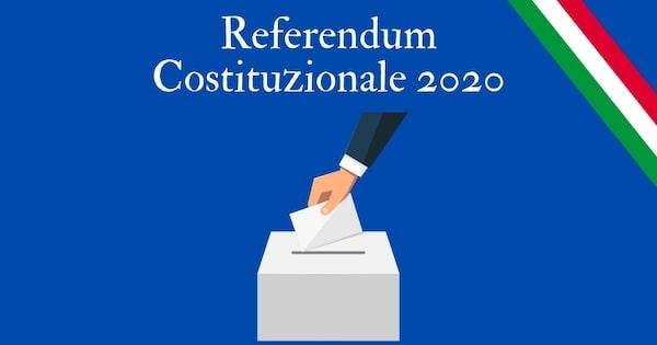 Referendum Costituzionale del 20 e 21 settembre 2020 - Risultati elettorali